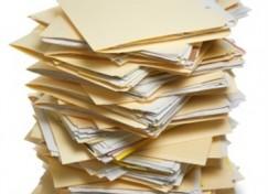 complete administratie ook brieven